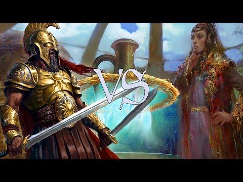 MtG Vintage Gameplay - Paradoxical Storm VS Saheeli Oath