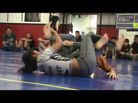 Triangle Queen's Jiu Jitsu Kumite 13 Highlights