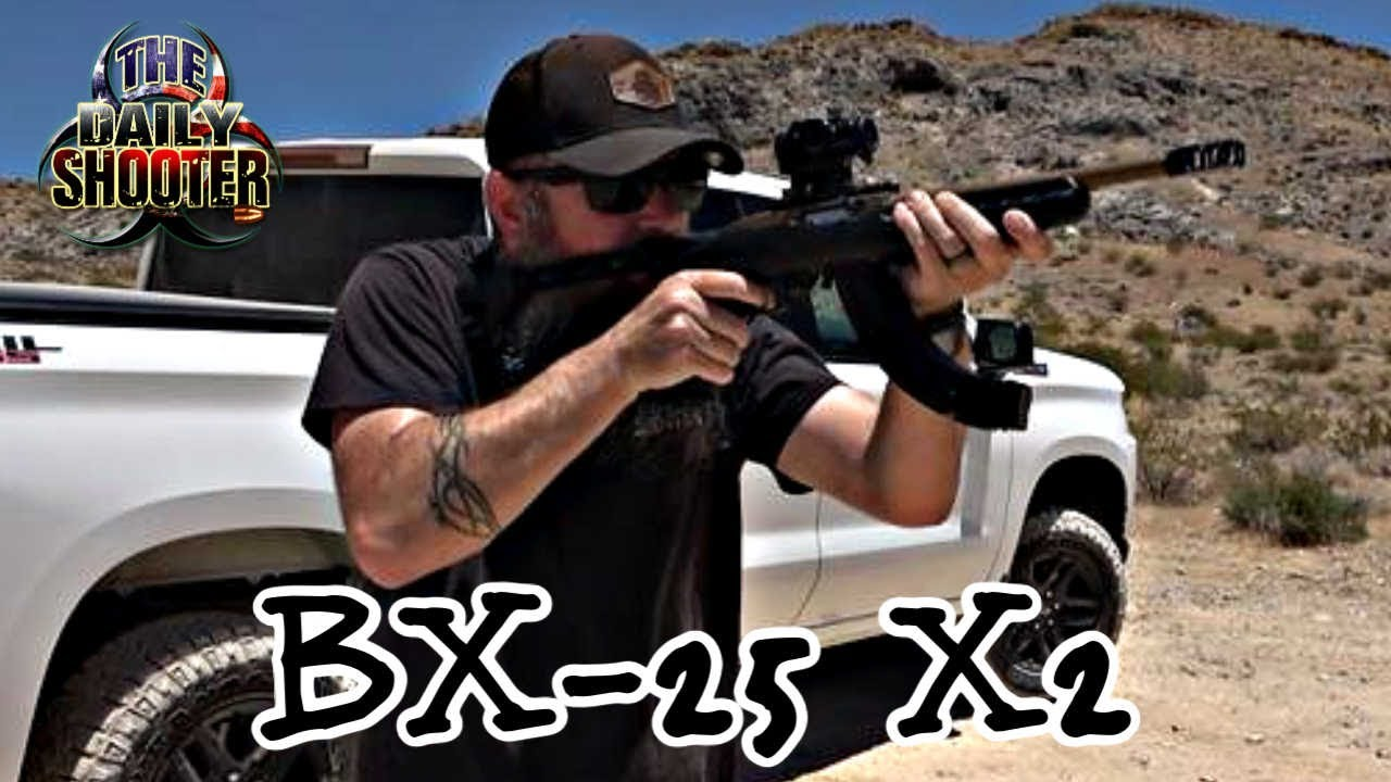 Ruger BX-25 X2 Review