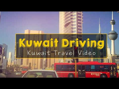 A Day in Kuwait city