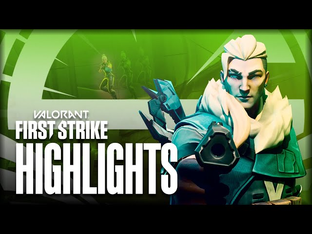 What a comeback in the Grand Final! | Team Singularity Valorant First Strike CIS Moments!