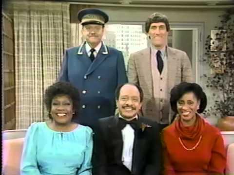 CBS stars Happy New Years greetings 1985