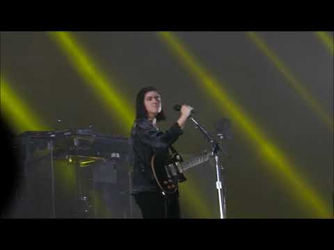 THE XX - SHELTER - LOUD PLACES - ON HOLD @ Festival Rock en Seine 27/08/2017