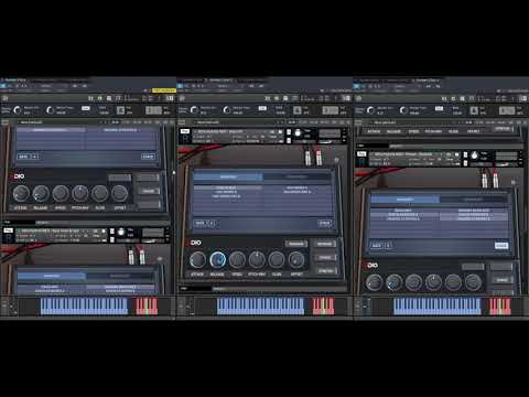 8Dio Hybrid Tools Neo - Part I - FX, Starters And Grooves
