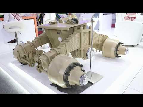 Saudi Defense Industry Exhibition AFED 2018 Tasnee