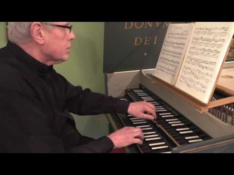 Richard Lester discusses the keyboard music of J.S. Bach