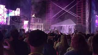 The Middle by Zedd @ SunFest 2018 on 5/4/18