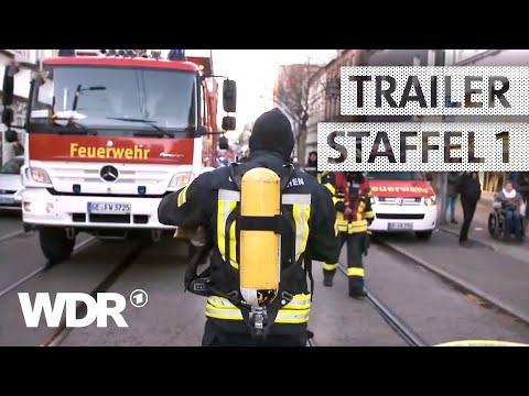 Feuer & Flamme – Mit Feuerwehrmännern im Einsatz | WDR