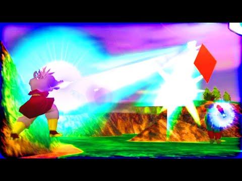 ESF Beam Struggles EPIC Dragon Ball AF Broly vs Gohan (adult)