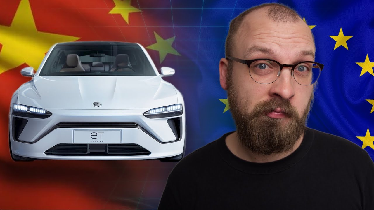 Chinese luxury cars have entered Europe
