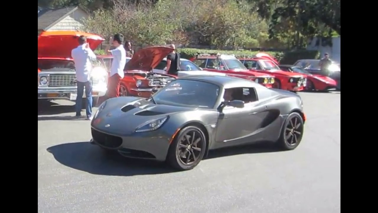 lotus elise s3 sc youtube. Black Bedroom Furniture Sets. Home Design Ideas