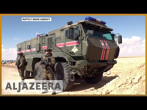 🇷🇺🇸🇾 Russian forces 'open corridors' for Syrian IDPs to return home | Al Jazeera English