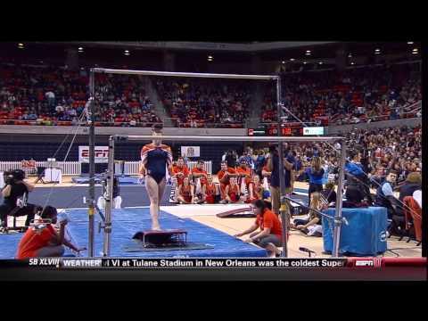 2014 NCAA Women's Gymnastics Auburn vs. Florida (720p)_NastiaFan101