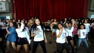 kpop dance game fantasy k pop show 2016
