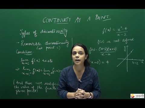 M20.1.2 Types of discontinuity (Hindi)