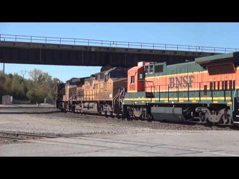 Kansas City Trains October 22, 2016