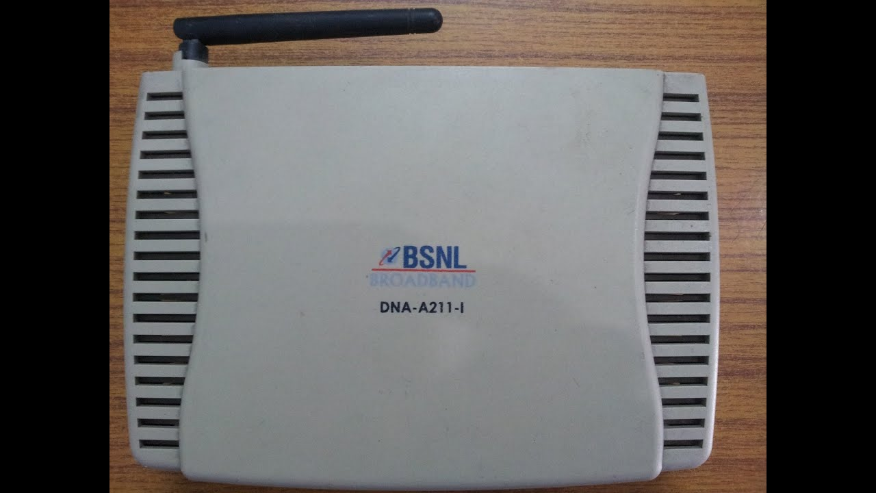 BSNL DNA-A211-1 MODEM DRIVER FOR WINDOWS MAC