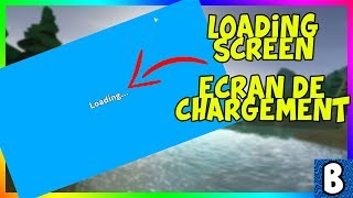 CREA UNO SCREEN LOADING! - STUDIO ROBLOX