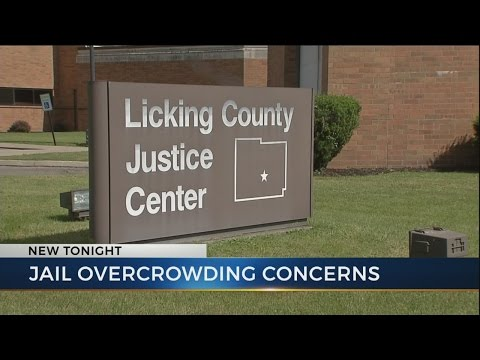 Licking County deals with jail overcrowding