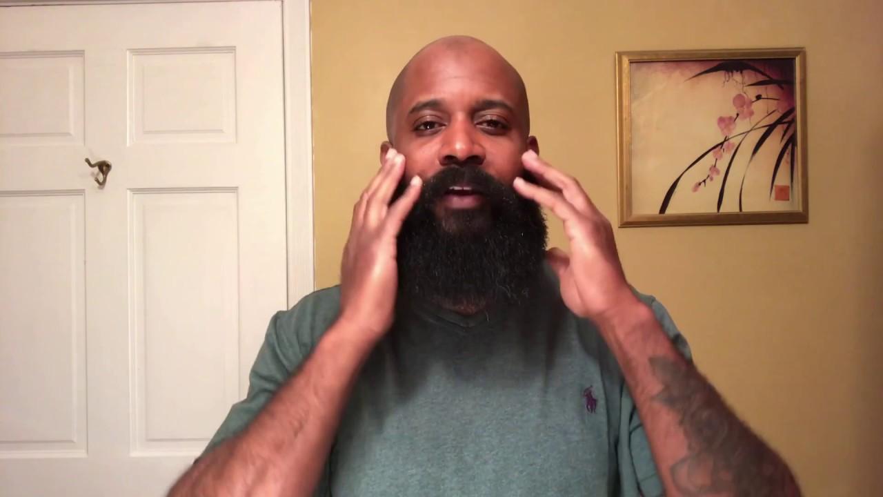 How To Apply Beard Oil - YouTube
