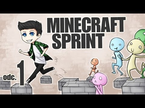 Minecraft Sprint - Wyzywam Was!
