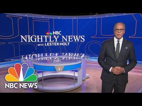 Download NBC Nightly News Full Broadcast - September 22nd, 2021