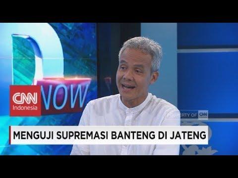 Ganjar Pranowo: Politik itu Membangun Citra ; AFD Now