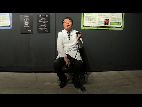 باحث ياباني يقدّم أول طريقة في العالم للتنظير الذاتي للقولون