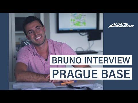 PRAGUE BASE: STUDENT PILOT BRUNO