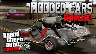 "GTA 5 Mods ""Modded cars"" 1.23  ""Modded Vehicles"" - ""Mod Showcase"" (GTA V Mods)"