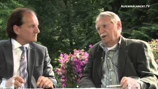 Prof. Dr. Wilhelm Hankel & Andreas Popp: ESM & EU-Finanzdiktatur (Alpenparlament.TV) thumbnail