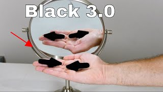 Impossible Arrows Painted With The World's Blackest Paint—Black 3.0