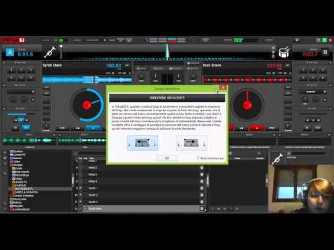 Come mixare una canzone (free) - VirtualDj