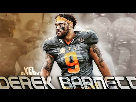 Welcome To Philly || Derek Barnett Highlights ᴴᴰ (Re-upload)