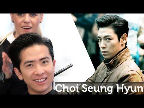 Asian Hair ★ T.O.P Choi Seung Hyun 최승현 ★ 男子发 Big Bang