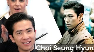 Asian Hair ★ T.O.P Choi Seung Hyun 최승현 ★ 男子发 Big Bang