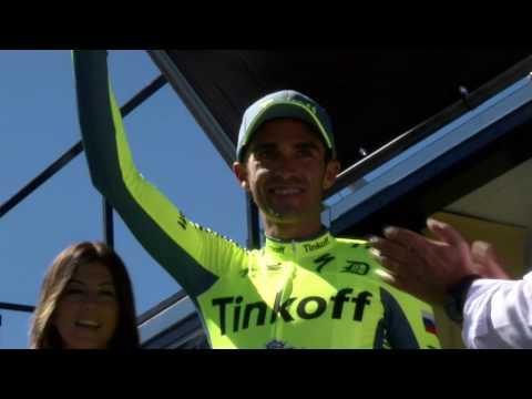 Alberto Contador gana la Vuelta a Burgos 2016. Pardilla, vencedor de etapa en Neila