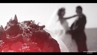 Свадьба в п. Черноморское (Крым), клип Сергей и Мария