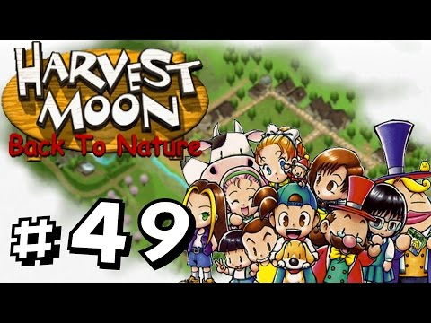 Harvest Moon Back To Nature (PS3) - Part 49 - Spring Thanksgiving Festival Year 2