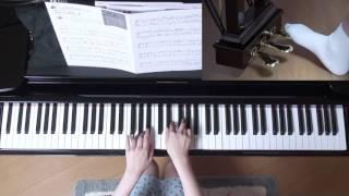 使用楽譜;月刊ピアノ2017年8月号、採譜者:小島紀代美、 2017年7月20日...
