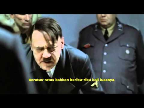 Hitler Reacts To Bahrain Vs Indonesia 10-0.