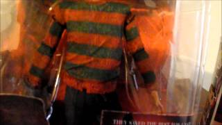 Horror toys! Featuring Sam (Trick r' Treat) & Freddy Krueger