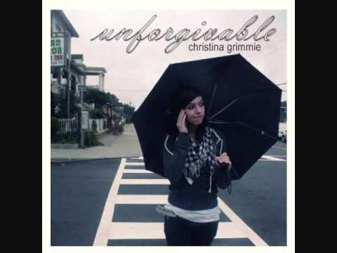 Christina Grimmie ~ Unforgivable - Lyrics in description (with download link)