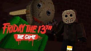 FRIDAY THE 13th JASON VS. BALDI'S BASIC - Minecraft Animation