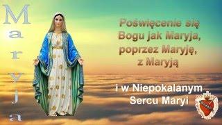 Zapętlaj Poświęcenie się Bogu jak Maryja, poprzez Maryję, z Maryją i w Niepokalanym Sercu Maryi | Królestwo Woli Bożej