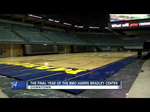 Plans announced for BMO Harris Bradley Center's final season