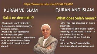 45. Bölüm Salat Nedir? (1.Bölüm) / Episode 45 - What is Salah? / English Subtitles
