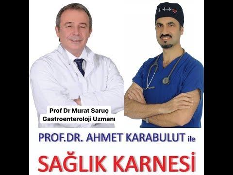 KARIN AĞRISI YAŞAYAN NE YAPMALI? (BİLMENİZ GEREKENLER)- PROF DR MURAT SARUÇ -PROF DR AHMET KARABULUT