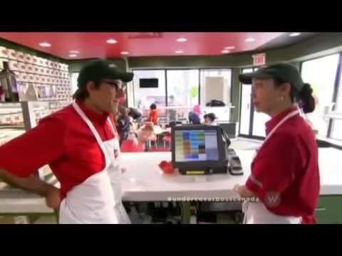 Undercover Boss - Pizza Nova S3 E9 (Canadian TV series)