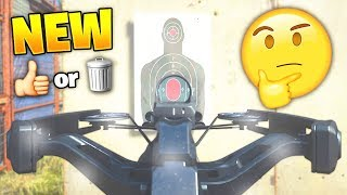 Is the NEW CROSSBOW DLC WEAPON GOOD? (Modern Warfare NEW Marksman Rifle)